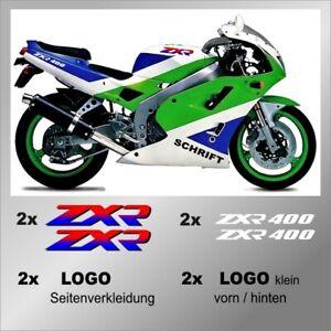 Motorrad Aufkleber passend für Kawasaki ZXR400