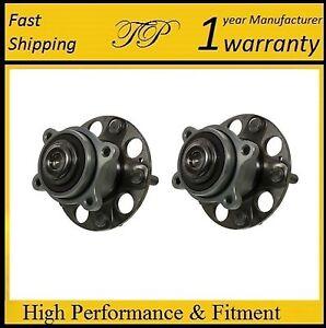 Rear Wheel Hub Bearing Assembly For Acura TSX 2004-2008 (PAIR)