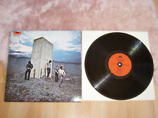 Lp-The Who-Who s Next