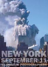 NEW YORK SEPTEMBER 11 - NEW HARDCOVER