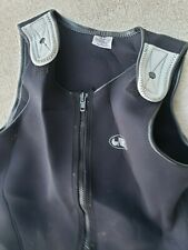 NRS Neoprene  Farmer John/Bill Grizzly WetSuit size GL with gloves