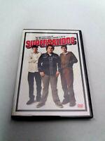 """DVD """"SUPERSALIDOS"""" GREG MOTTOLA SETH ROGEN JONAH HILL MICHAEL CERA BILL HADER"""