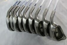 Ping Zing Iron Set 3-PW+SW RH KT-M Steel Black Dot G97