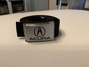 "Mens Belt 34""- 38"" Acura Logo - Official Merchandise"