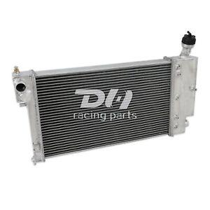 2 Row Aluminum Radiator FIT PEUGEOT 106 GTI&RALLYE/CITROEN SAXO/VTR VTS 91 92-01