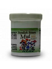 Swedish Bitters herb Mud (8oz/227ml) jar BUY 3 GET1 FREE! Maria Treben's