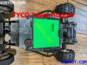 Tyco Turbo Hopper Taiyo Jet Hopper Battery Door Lid Cover 3D Printed