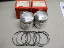 Honda NOS CB350 Piston & ring Set  Std.   Part # 13101-312-000,13011-287-010  e6