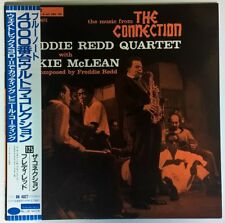 FREDDIE REDD QUARTET MUSIC FROM THE CONNECTION RARE JAPAN LP w/OBI