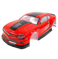 JLR43 1/10 Scale Drift On Road Touring Car Body Cover Shell RC Red