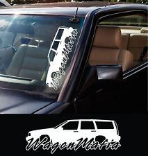 2x large Wagon Mafia stickers - for Volvo 850 T5 station wagon | classic