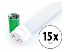 15x Tube Néon DEL Fluorescent 150cm T8 24W Lumière Ampoules à économie d'énergie