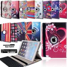 Leather Stand Cover Case With Wireless Bluetooth Keyboard For iPad mini 1/2/3/4