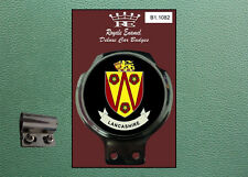 Royale Classic Car Badge & Bar Clip COUNTY of LANCASHIRE B1.1082