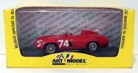 Art Model 1/43 Scale Diecast ART205 - Ferrari 750 Monza Targa Florio 1955