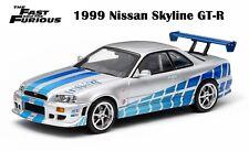 1:43 Greenlight Fast & Furious Brian's 1999 Nissan Skyline GT-R