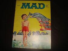 MAD MAGAZINE #51  British UK Edition  VG/FN
