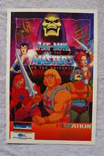 He Man and the Masters of the Universe TV promotional poster #2