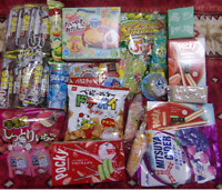 Snack Candy chocolate Diy sweets  set BOX japan