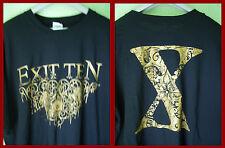 EXIT TEN - GRAPHIC T-SHIRT (XL)  NEW & UNWORN