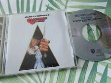 A Clockwork Orange (Music From The Soundtrack) Warner Bros. Records – Cd Album