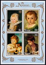 /NIUE 1979 Int. Year Child IYC MS/SS MNH @J636
