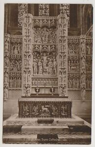Cornwall Postkarte - Hoch Altar , Truro Kathedrale - (A663)