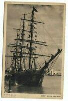 "Vintage Post Card c.1933 "" A CENTURY OF PROGRESS "" Byrd's South Pole Ship"