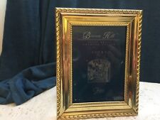 """Beacon Hill Silver Plated Lacquer Coated Tarnish Resistant Photo Frame 3.5"""" X 5"""""""