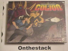 Beast King GoLion (Voltron) DVD Collection 3. Sealed!