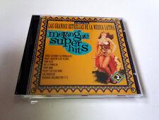"""CD """"MERENGUE SUPER HITS"""" CD 10 TRACKS COMO NUEVO LAS GRANDES ESTRELLAS DE LA MUS"""