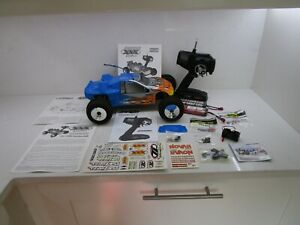 Vintage RC TEAM LOSI XXX Sport RTRII 1/10 Scale 2WD Stadium Truck MINT CONDITION