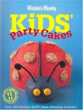 """Kids Party Cakes (""""Australian Womens Weekly"""")"""