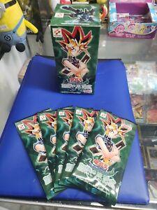 Japanese Yugioh Metal Raiders - 5 Pack Lot