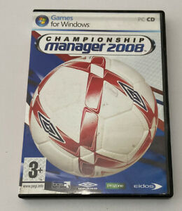 Championship Manager 2008 (PC:CD)