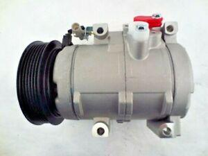 Reman A/C Compressor Toyota Sienna w/rear ac 04-06 V6 3.3L