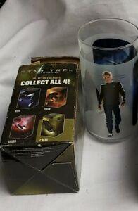 "Star Trek Collectible Glass 2008 ""Burger King"" KIRK"