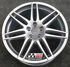"R457S YOURS for Ours AUDI A4 8K A6 ALLROAD 4X 19"" GENUINE LE MANS ALLOY WHEELS"