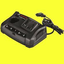 BOSCH Ladegerät GAX 18V-30 passend für 10,8 12 14,4 und 18 Volt + USB Anschluss
