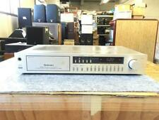 USED TECHNICS ST-K808 Timer built-in receiver from Japan JUNK