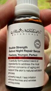 Skin Nutrition Botanicals Double Strength Retinol Night Repair Serum
