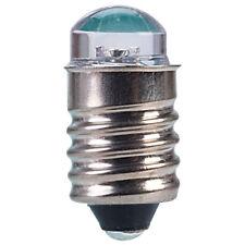 TruOpto OSS6-PW86A1B 6V White LED Bulb 100° MES Base