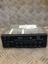 2002 ESTATE VAUXHALL ASTRA G MK4 1.616V BLAUPUNKT RADIO CASSETTE PLAYER 24455376