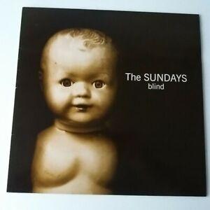 The Sundays - Blind - Vinyl LP UK 1st Press EX/EX+