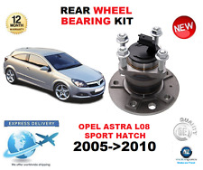 FOR OPEL ASTRA H REAR WHEEL BEARING L08 SPORT HATCH LEFT or RIGHT SIDE 2005-2010