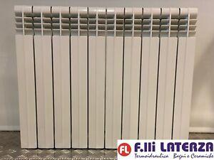 Radiateur Roca Dubal Int. 600 Blanc De 10 Éléments Radiateurs Aluminium