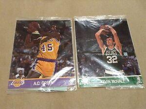 Kevin McHale & AC Green 8x10 NBA Hoops photo 8 x 10 Boston Celtics LA Lakers