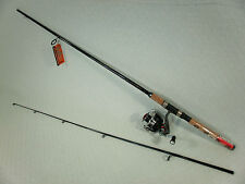 """Daiwa 7'0"""" M Spinning Rod With Quantum Fire 40 Spinning Reel Combo"""