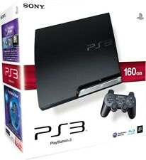 Console PLAYSTATION 3 Slim da 160 GB completa di accessori originali PS3
