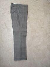 Pantalone MALO Tg. 44  IN PREGIATA PURA LANA VERGINE DI LINEA CLASSICA